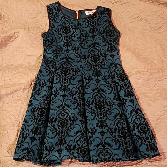 nickie lew Other - Final Price!!Girls Size 8 Sleeveless  Dress